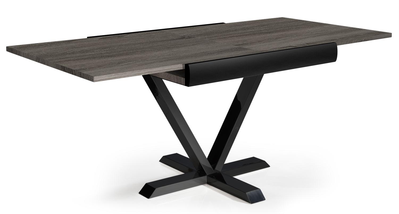 Table extensible Newick Bois Vintage