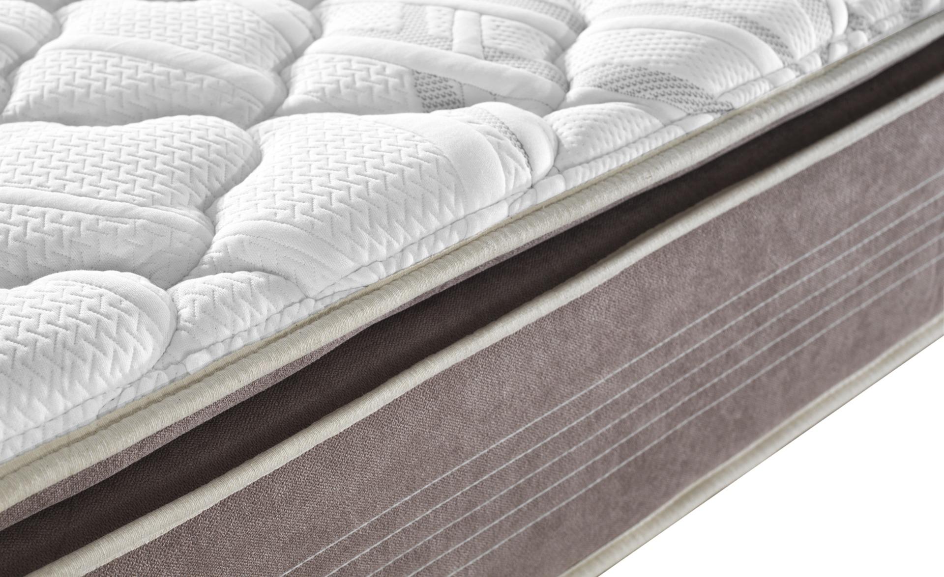 Materasso con mini molle insacchettate e memory foam Bedream Deluxe 160x200cm