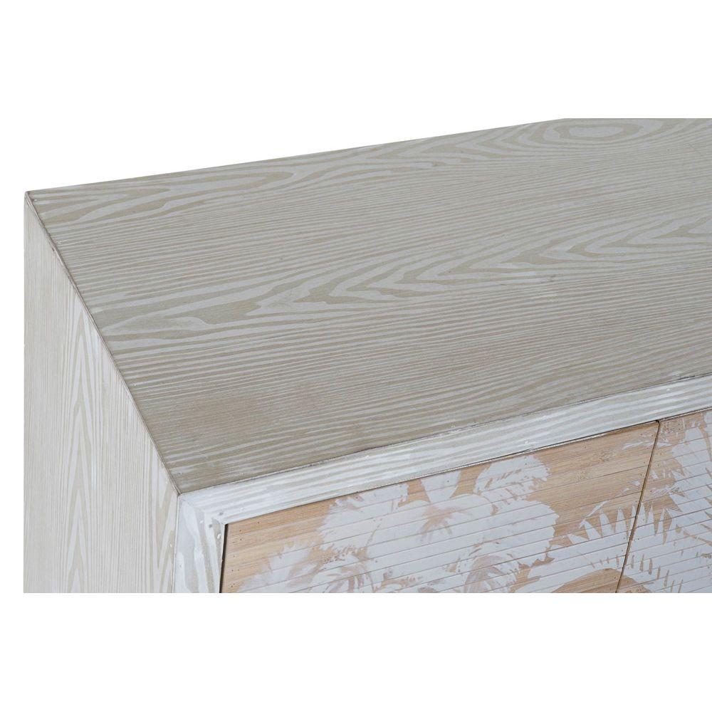 Credenza DKD Home Decor Legno Bambù (107 x 35 x 81.5 cm)