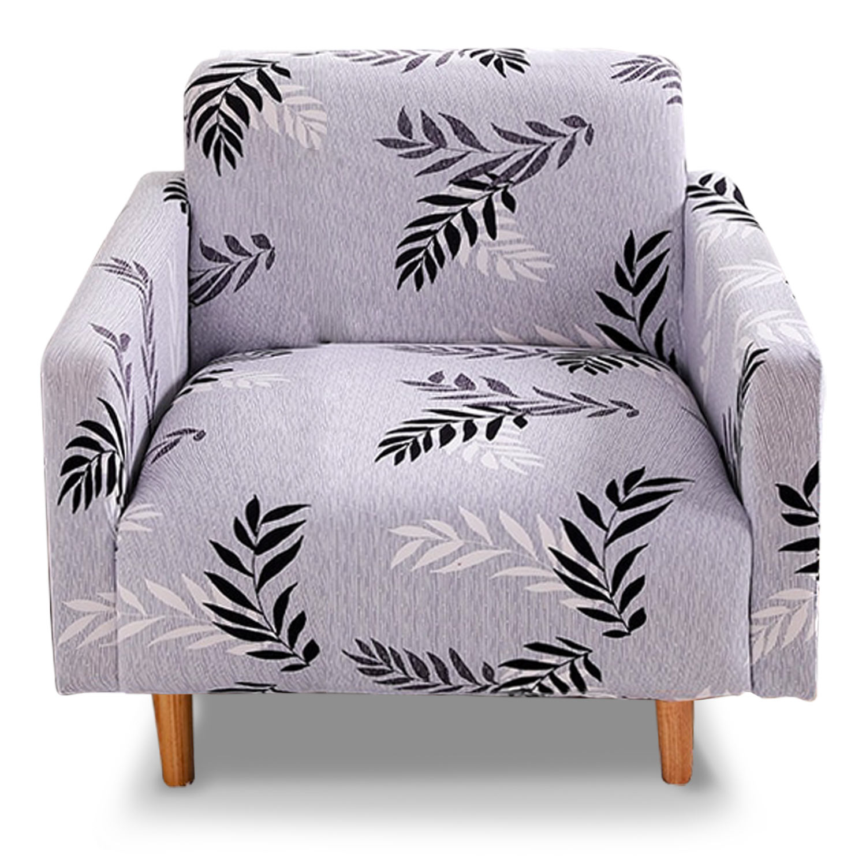 Housse de fauteuil extensible Decoprotect Fleur 1 place Arena