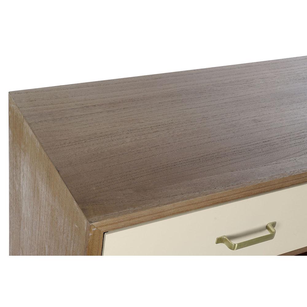 Credenza DKD Home Decor Metallo Legno di  paulownia (120 x 40 x 78.5 cm)