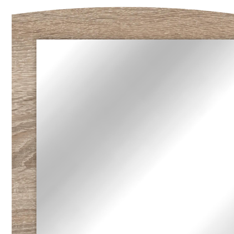 Specchio Genevaro 90x60cm Rovere Chiaro