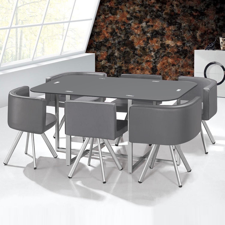 Tavolo Mosaico XL grigio