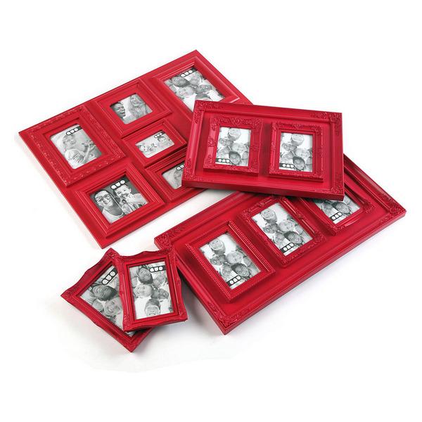 Portafoto Plastica (x7)