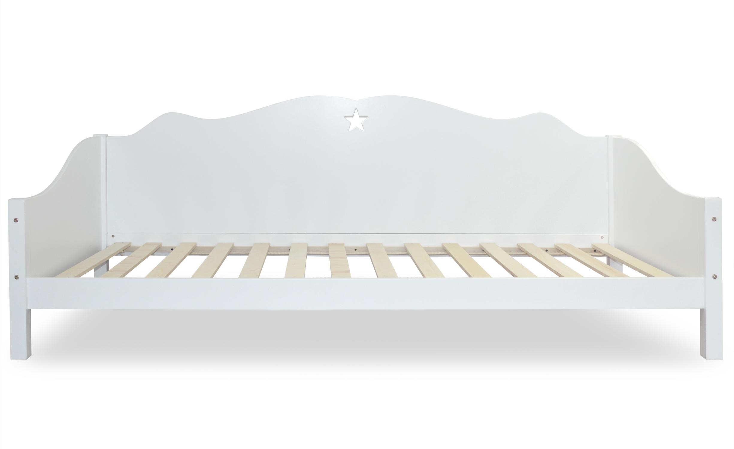 Letto a panchina Starfly Bianco