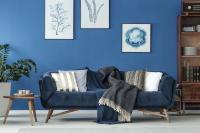 Come pulire un divano in velluto?